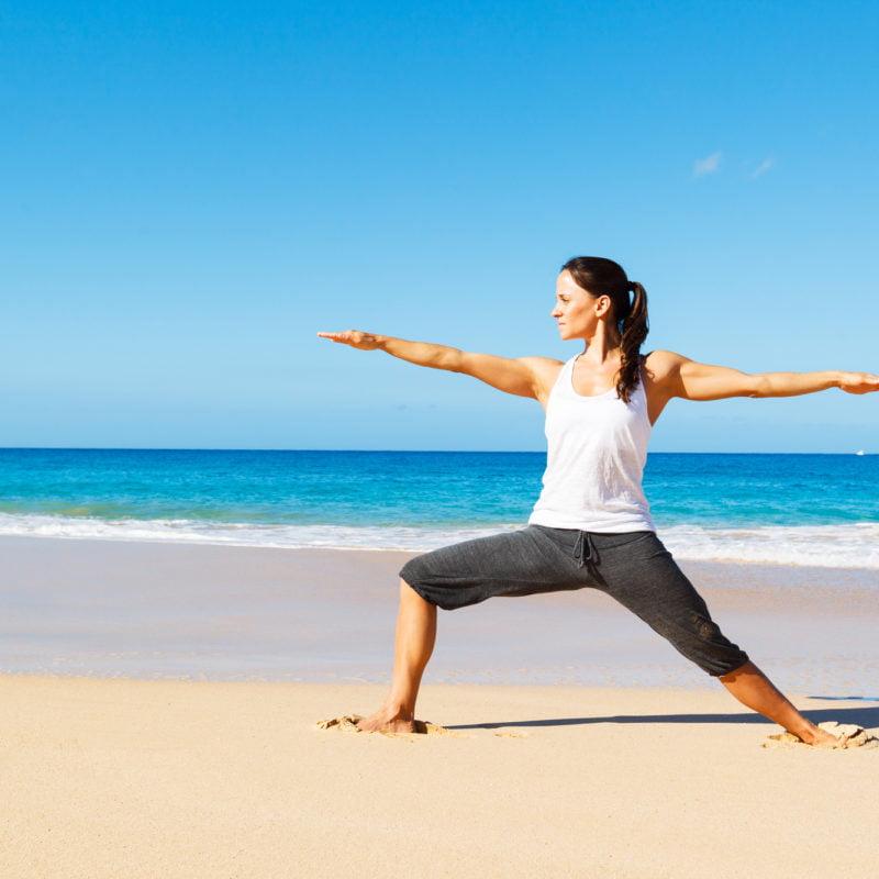Positive energier til hofter